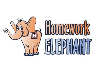 Homework Elephant - Sigle, Grafic design