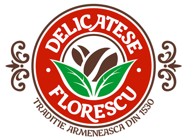 Sigla Delicatese Florescu - Sigle, Grafic design