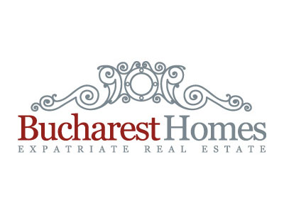 Bucharest Homes - Sigle, Grafic design