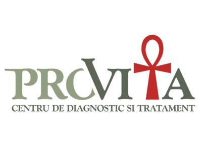 Centrul Provita - Sigle, Grafic design