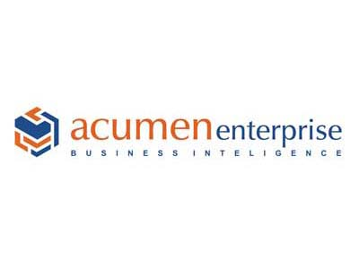 Acumen Enterprise - Sigle, Grafic design