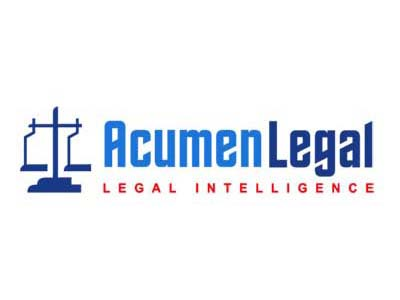 Acumen Legal - Sigle, Grafic design