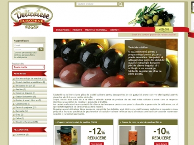 Delicatese Europene - Magazin online