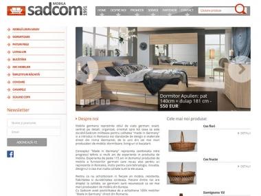 Sadcom SA - Catalog online