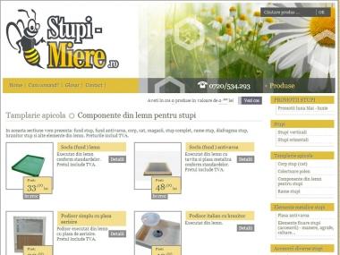 Stupi Miere - Magazin online
