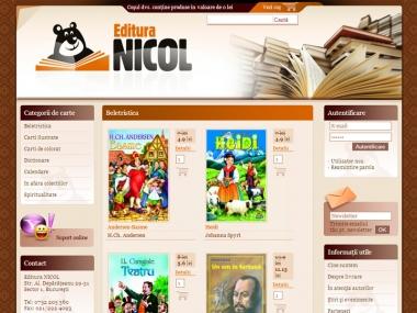 Editura Nicol - Magazin online