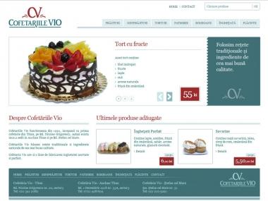 Cofetăriile Vio Titan - Catalog online