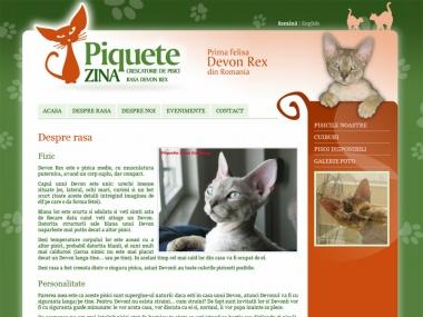 Piquete Zina - felisa Devon Rex - Catalog online