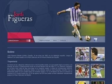 Jordi Figueras - Site personal