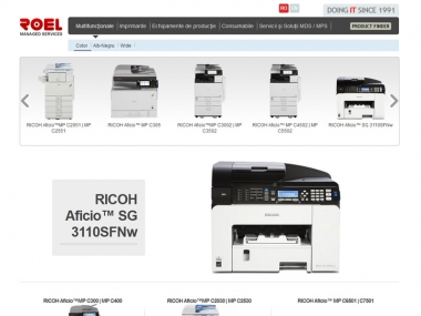Roel Group - Catalog online
