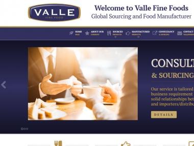 Valle Fine Foods - Catalog online