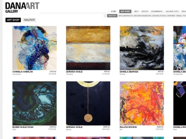 Dana Art Gallery - Magazin online