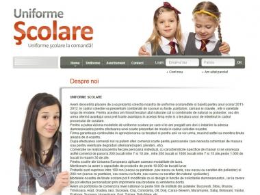Uniforme scolare - Catalog online